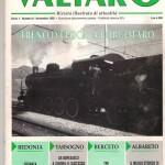 copertina Valtaro Magazine n.5 anno  1995