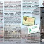pieghevole manifestazioni 2013 Varese Ligure 1