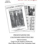 2013-12-22 Calendario lunario 2014 Berceto locandina