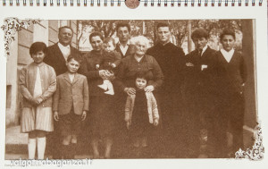 Berceto Calendario 2013 (21) Famiglia Pasquinelli anni '60