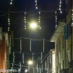 Borgotaro  Notturno 13-12-2013 (136) luminarie Natale