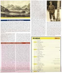 Calendario 2013 Lunario Borgotarese (108) marzo