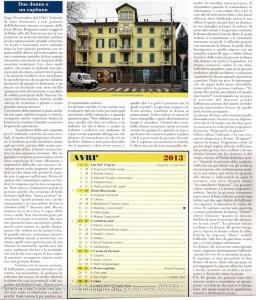 Calendario 2013 Lunario Borgotarese (111) Aprile