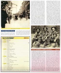 Calendario 2013 Lunario Borgotarese (133) novembre