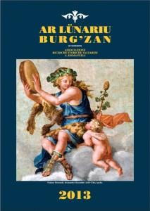 Calendario 2013 Lunario Borgotarese (400) Copertina