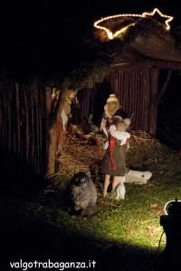 Presepe - Borgotaro 13-12-2013  (27) con gatto
