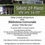2014-03-29 Inaugurazione Biblioteca Comunale Berceto
