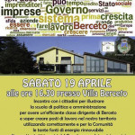 2014-04-19 Berceto Scuola di politica e amministrazione