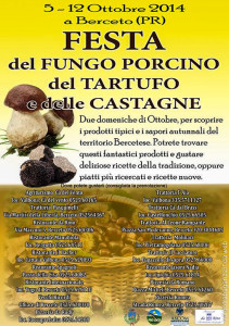 2014-10-05.10 Festa Fungo Porcino Tartufo Castagne Berceto