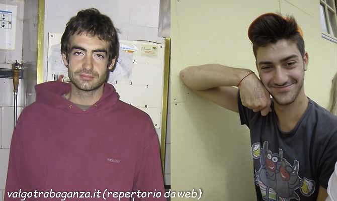 Berceto Simone Maraffi e Vincenzo Romano