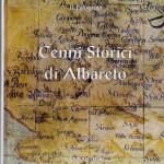 Cenni storici di Albareto (1) copertina libro