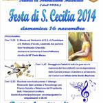Festa di Santa Cecilia Santo Stefano d'Aveto