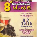 November Wine locandina