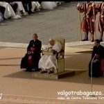 Video: Udienza di mercoledì 10 ottobre 2004 (parole del Papa) - Papa Giovanni Paolo II (Karol Wojtyla) - Coro Voci della Val Gotra (Albareto - Parma) - piazza San Pietro a Roma - video da Centro Televisivo Vaticano