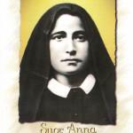 Suor Anna del Salvatore Albareto
