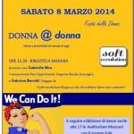 08-03-2014 Borgotaro Donna @ donna : la festa della donna a Borgo Val di Taro