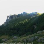 Le pendici del Monte Penna e della Nave