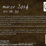 2014-04-02 2014-03-29 Borgo Val di Taro - Per un Sacco di Grano invito