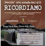 2014-04-24.26 Borgotaro Perché non accada mai più RICORDIAMO