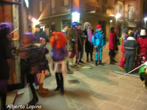 Berceto Carnevale 2014 (17) sfilata notturna di Alberto Lapina
