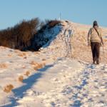 Monte Gottero di Valentina Bruschi 25-01-2014 (125) vetta