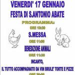 2014-01-17 Bedonia Festa Sant'Antonio 2014 Anzola