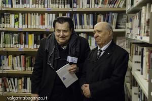 Borgotaro Biblioteca Manara 21-03-2014 (113) Franco Brugnoli Angelo Tajani