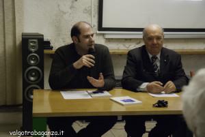 Borgotaro Biblioteca Manara 21-03-2014 (125) Massomo Beccarelli Angelo Tajani