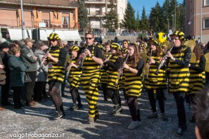 "Carnevale Bedonia 2014 (297) Banda ""Glenn Miller"" api"