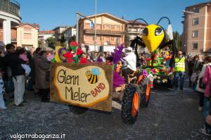 "Carnevale Bedonia 2014 (317) Banda ""Glenn Miller"" api"