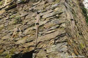 Setterone Bedonia di Roberto Pavio 099 muro catene