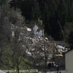 (205) Berceto esplosione  macerie 2014-04-10