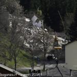 (206) Berceto esplosione  macerie 2014-04-10