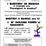 Parmigiani in musica 2014 Sala Baganza 06-05-2014