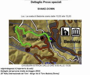 tratto da (maggio 2013) - 20° Rally Internazionale del Taro (10) - Borgo Val di Taro-Bedonia (Parma)