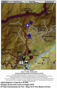 tratto da (maggio 2013) - 20° Rally Internazionale del Taro (11) - Borgo Val di Taro-Bedonia (Parma)