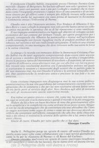 In ricordo di Claudio Sabini Albareto (3)
