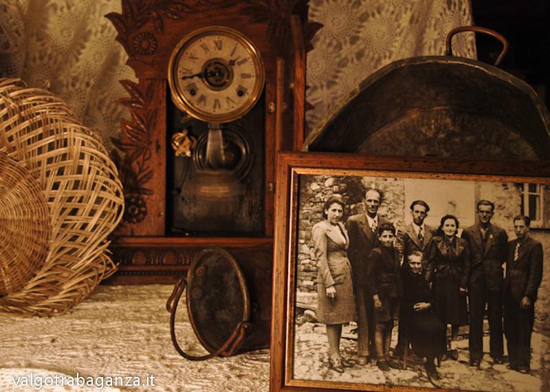 Oggetti e attrezzi del passato