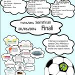 Berceto (PR) 1° Torneo di calcio dei bar in ricordo di Vincenzo Romano e Simone Maraffi
