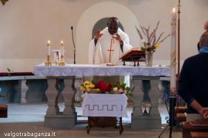 Cassio Terenzo (18) benedizione rose Santa Rita