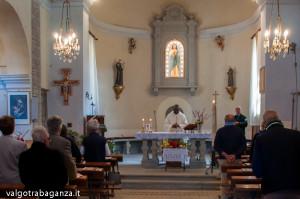Cassio Terenzo (20) benedizione rose Santa Rita
