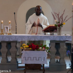 Cassio Terenzo (21) benedizione rose Santa Rita