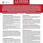 Premio La Quara 2014 Borgotaro (PR) regolamento