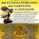 Festa Fungo Porcino Tartufo Castagne Berceto 2014