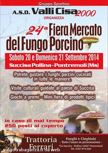 Locandina festa del fungo Succisa (1)
