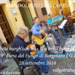 mandolinisti valtaresi Fiera Fungo Borgotaro 2014  (16)