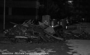 Alluvione Parma foto notturne (106) foto di giovedì 16 ottobre a pochi giorni dall'alluvione (13 ottobre 2014)