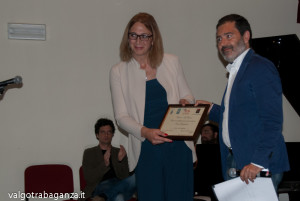 Premio La Quara Borgotaro (192) Alessandra Biagini