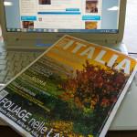 That's Italia copertina