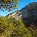 Valle del Vajont (134) frana